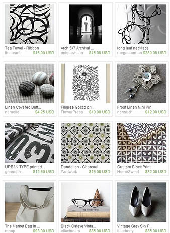 Etsy treasury #2