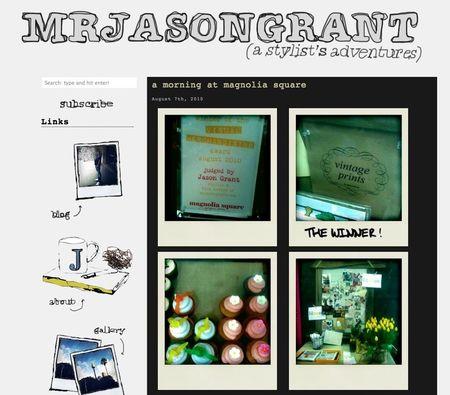 Jason grant award