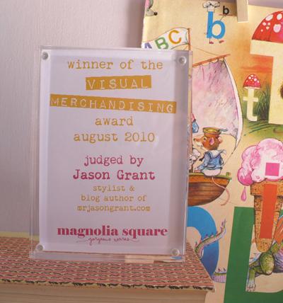 Mag square award 2