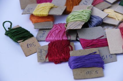 Coloured threads #3