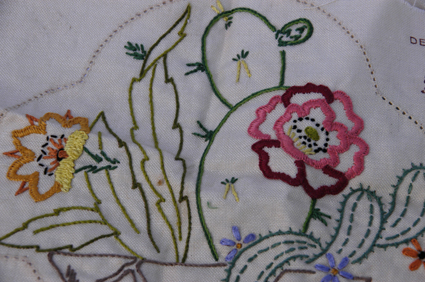 Embroidery #1