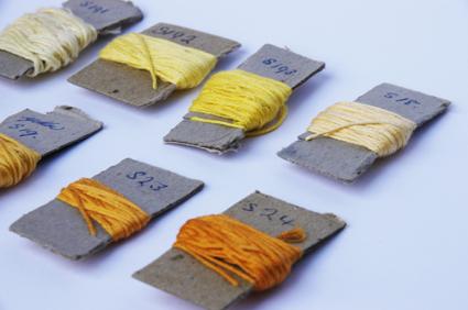 Yellow threads #4