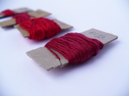 Red threads #5