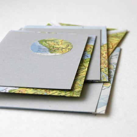 Atlas circle cards #3